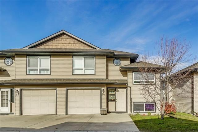 103 Fairways Drive NW #24, Airdrie, AB T4B 2Y5 (#C4215468) :: Your Calgary Real Estate