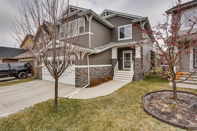 627 Coopers Square SW, Airdrie, AB T4B 0G7 (#C4215469) :: The Cliff Stevenson Group