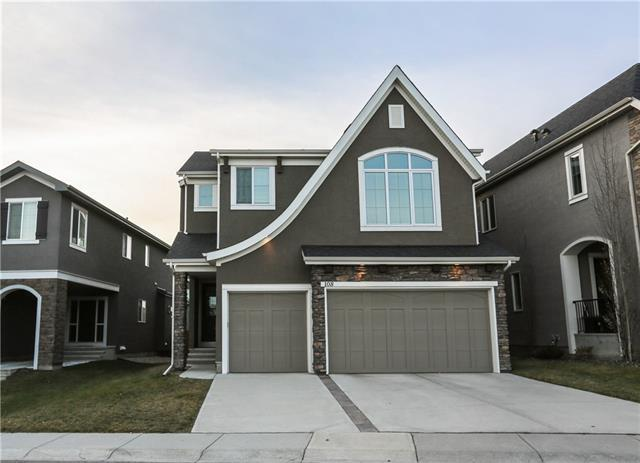 108 Arbour Butte Crescent NW, Calgary, AB T3G 4N6 (#C4215476) :: Calgary Homefinders