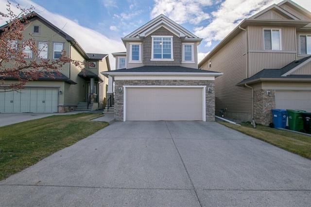 105 Evansdale Landing NW, Calgary, AB T3P 0D7 (#C4215481) :: Tonkinson Real Estate Team