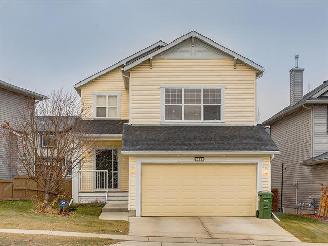 362 Sagewood Drive SW, Airdrie, AB T4B 3N2 (#C4215500) :: The Cliff Stevenson Group