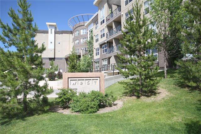 88 Arbour Lake Road NW #221, Calgary, AB T3G 0C2 (#C4215501) :: Calgary Homefinders