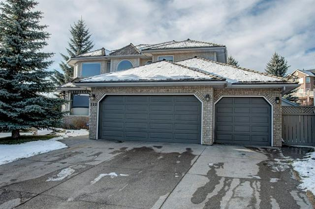 222 Signal Hill Point(E) SW, Calgary, AB T3H 2X6 (#C4215534) :: Canmore & Banff