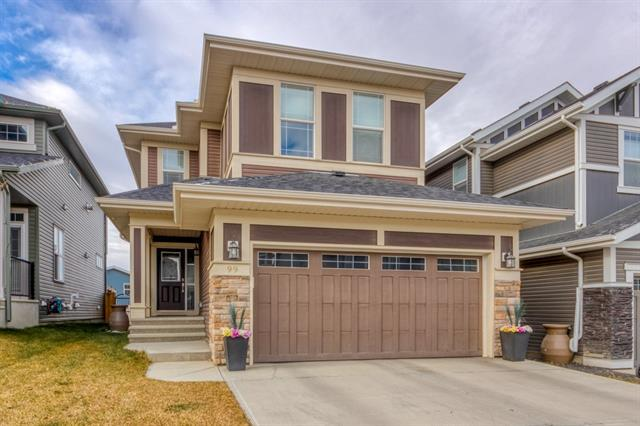 99 Evansfield Rise NW, Calgary, AB T3P 0L7 (#C4215549) :: Canmore & Banff