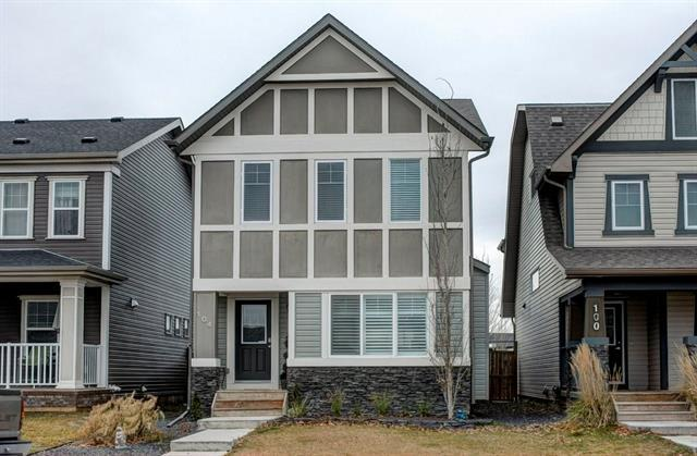 104 Copperpond Rise SE, Calgary, AB T2Z 0L2 (#C4215582) :: Tonkinson Real Estate Team