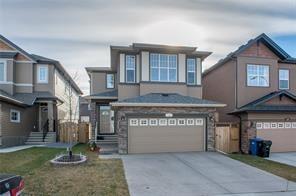 160 Evansridge Circle NW, Calgary, AB T3P 0J1 (#C4215592) :: Tonkinson Real Estate Team