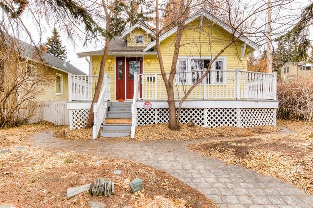 57 27 Avenue SW, Calgary, AB T2S 2X7 (#C4215609) :: Redline Real Estate Group Inc