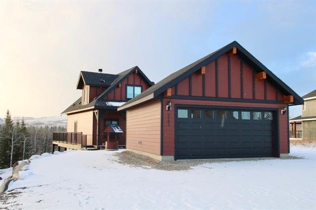247 Cottageclub Crescent, Rural Rocky View County, AB T4C 1B1 (#C4215610) :: Tonkinson Real Estate Team