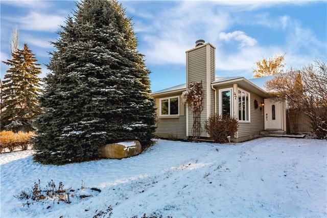 47 Deersaxon Road SE, Calgary, AB T2J 6T1 (#C4215612) :: Tonkinson Real Estate Team