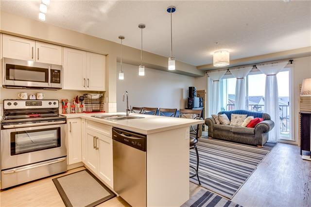 450 Sage Valley Drive NW #1204, Calgary, AB T3R 0J2 (#C4215613) :: Tonkinson Real Estate Team