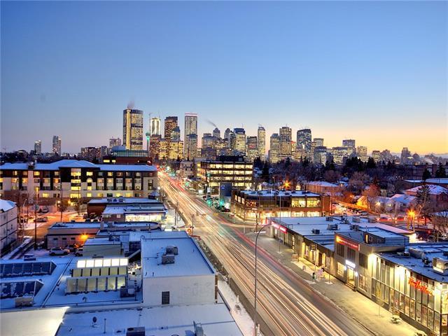 108 13 Avenue NE #605, Calgary, AB T2E 7Z1 (#C4215617) :: Your Calgary Real Estate