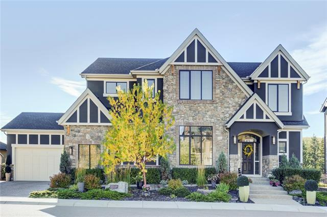 22 Spirit Ridge Lane SW, Calgary, AB T3H 5N2 (#C4215621) :: Tonkinson Real Estate Team
