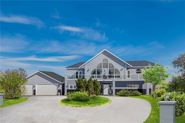 45 Lone Pine Crescent, Rural Rocky View County, AB T3R 1B9 (#C4215623) :: Calgary Homefinders