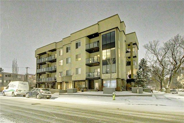 488 7 Avenue NE #304, Calgary, AB  (#C4215638) :: The Cliff Stevenson Group