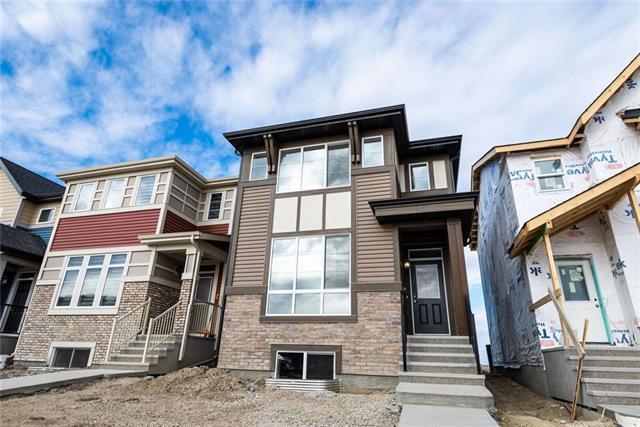 30 Corner Meadows Common NE, Calgary, AB T3N 0H6 (#C4215647) :: Tonkinson Real Estate Team