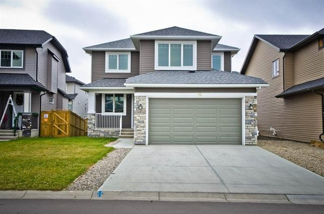 92 Cimarron Springs Circle, Okotoks, AB T1S 0M3 (#C4215650) :: The Cliff Stevenson Group