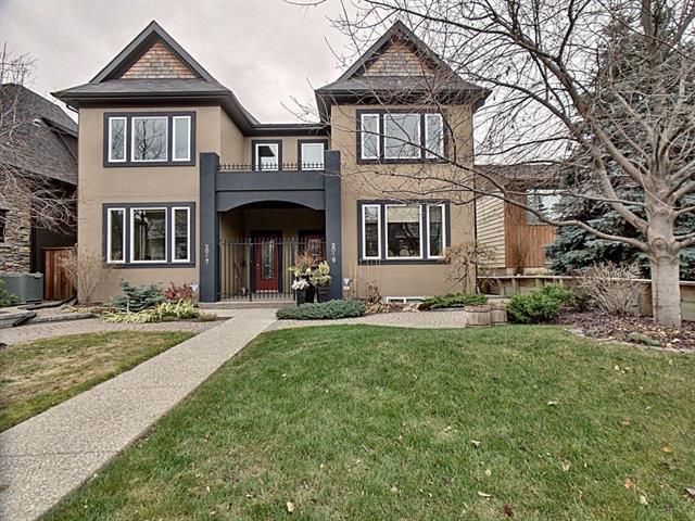 2019 31 Avenue SW, Calgary, AB T2T 1T3 (#C4215654) :: Tonkinson Real Estate Team