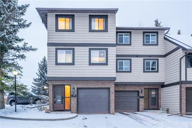 8533 Silver Springs Road NW #7, Calgary, AB T3B 4A6 (#C4215661) :: The Cliff Stevenson Group