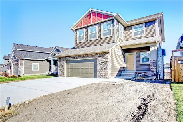 345 Bayside Crescent, Airdrie, AB T4B 4H1 (#C4215671) :: Your Calgary Real Estate