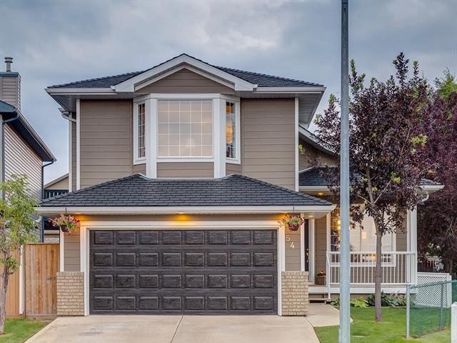 54 Thorndale Close SE, Airdrie, AB T4A 2C1 (#C4215681) :: Tonkinson Real Estate Team