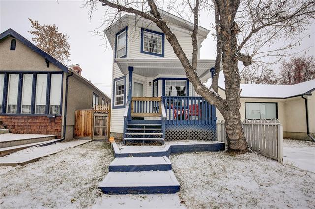 634 20 Avenue NW, Calgary, AB T2M 1C8 (#C4215690) :: Your Calgary Real Estate