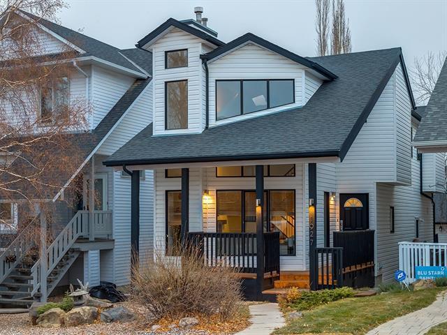 1927 31 Avenue SW, Calgary, AB T2T 1T1 (#C4215691) :: Tonkinson Real Estate Team