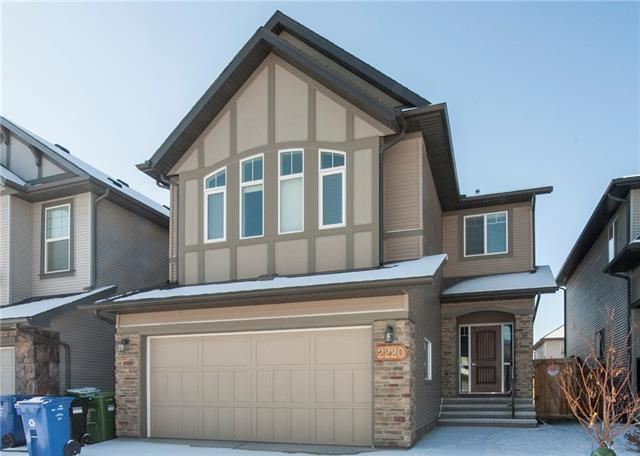 2220 Brightoncrest Green SE, Calgary, AB T2Z 5A3 (#C4215701) :: Calgary Homefinders