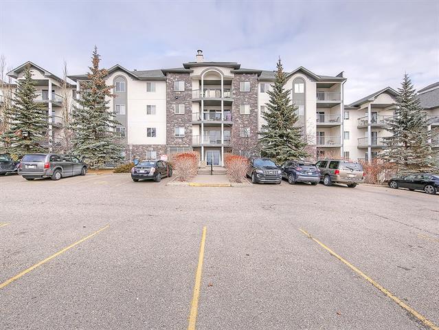 55 Arbour Grove Close NW #316, Calgary, AB T3G 4K3 (#C4215712) :: Calgary Homefinders