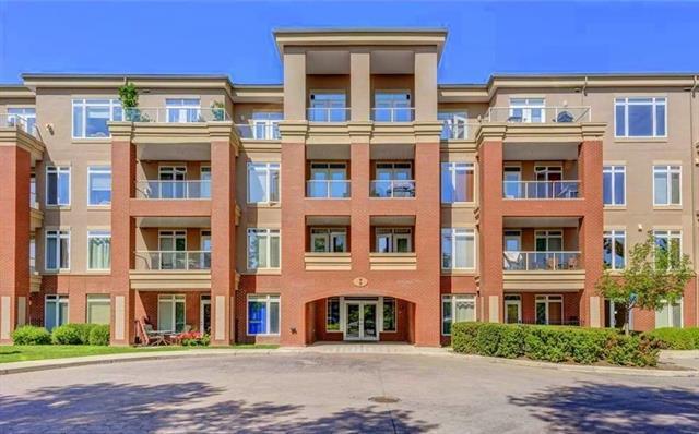 24 Hemlock Crescent SW #4104, Calgary, AB T3C 2Z1 (#C4215730) :: Tonkinson Real Estate Team