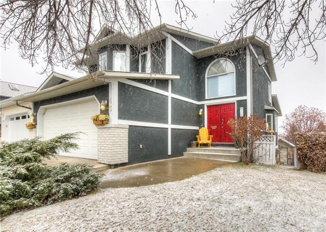 43 Stratton Hill Rise SW, Calgary, AB T3H 1W8 (#C4215733) :: Tonkinson Real Estate Team