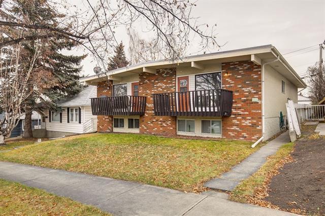 233 & 235 27 Avenue NW, Calgary, AB T2M 2H5 (#C4215735) :: Tonkinson Real Estate Team