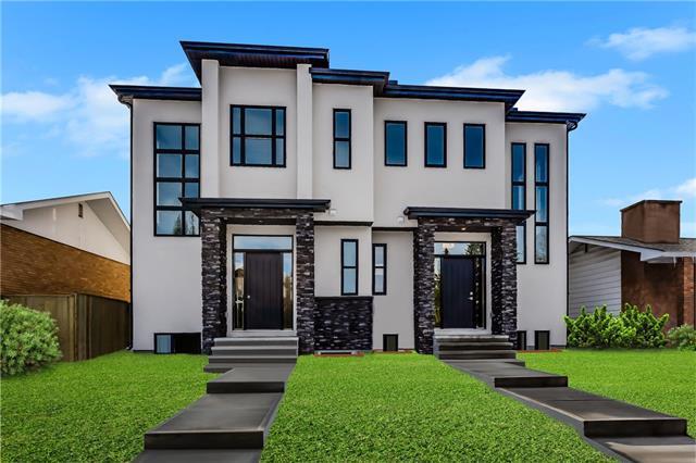 2115 53 Avenue SW, Calgary, AB T3E 1K9 (#C4215737) :: Tonkinson Real Estate Team