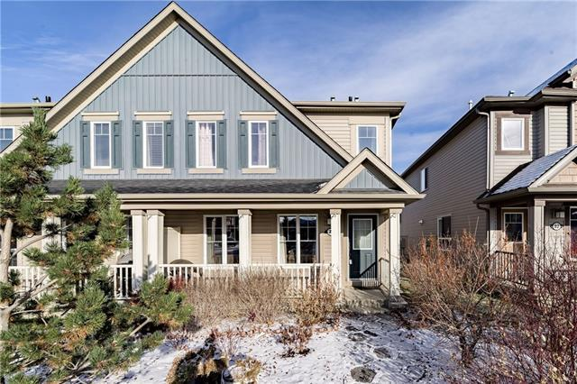 78 Windstone Lane SW, Airdrie, AB T4B 0N6 (#C4215748) :: The Cliff Stevenson Group