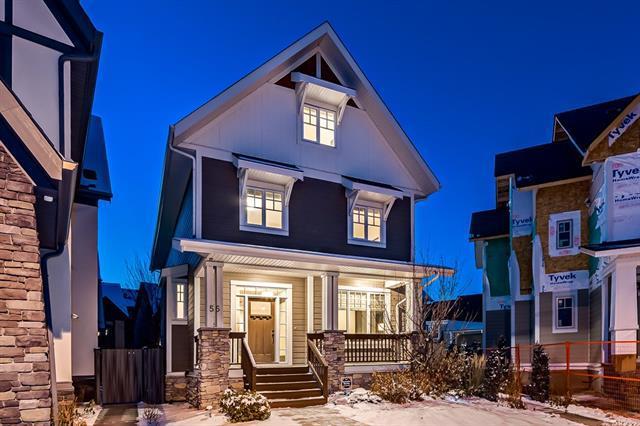 55 Dieppe Drive SW, Calgary, AB T3E 7A6 (#C4215750) :: Tonkinson Real Estate Team