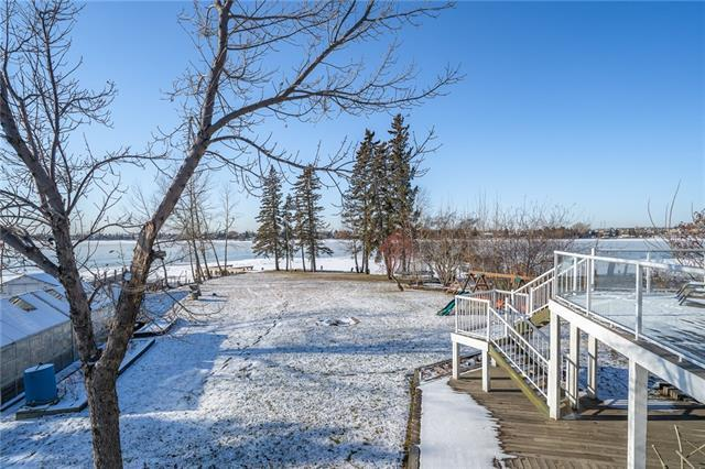 283 East Chestermere Drive, Chestermere, AB T1X 1A2 (#C4215751) :: Tonkinson Real Estate Team