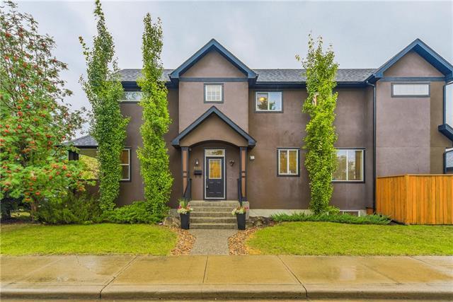 1602 18 Avenue NW, Calgary, AB T2M 0X1 (#C4215755) :: Canmore & Banff