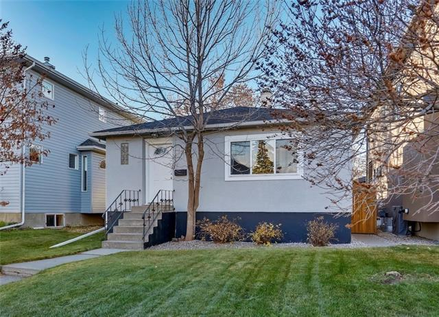 717 25 Avenue NW, Calgary, AB T2M 2B4 (#C4215761) :: Your Calgary Real Estate