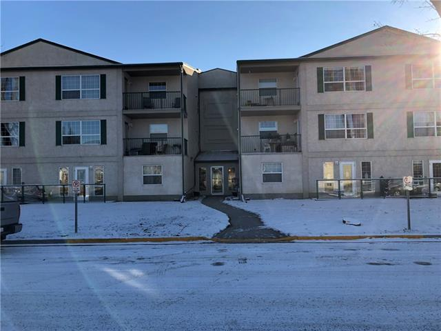 105 7 Avenue SE #206, High River, AB T1V 1T8 (#C4215777) :: Calgary Homefinders