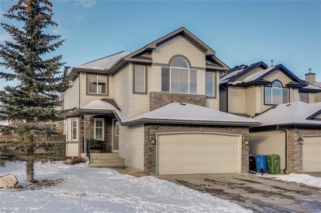 33 Kincora Landing NW, Calgary, AB T3R 1K8 (#C4215781) :: Redline Real Estate Group Inc