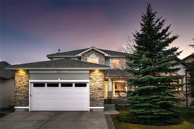 327 Rocky Ridge Drive NW, Calgary, AB T3G 4P4 (#C4215799) :: Tonkinson Real Estate Team