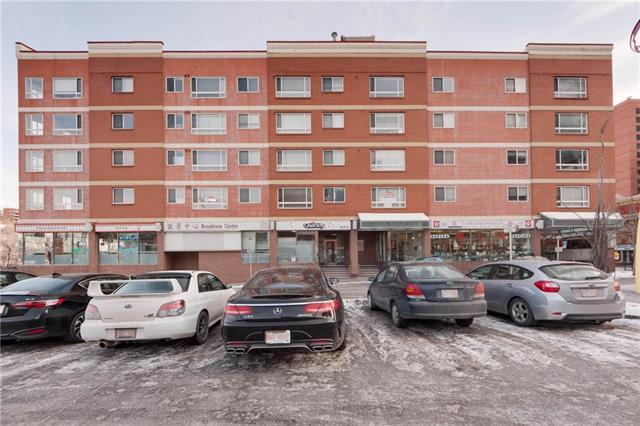 110 2 Avenue SE #307, Calgary, AB T2G 0B3 (#C4215811) :: Tonkinson Real Estate Team