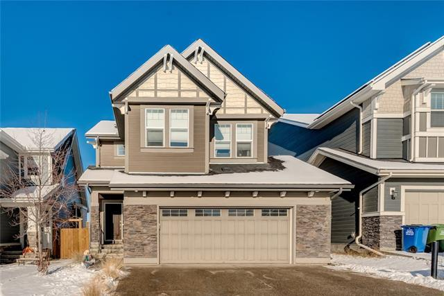 128 Sunset Manor, Cochrane, AB T4C 0N3 (#C4215825) :: Calgary Homefinders