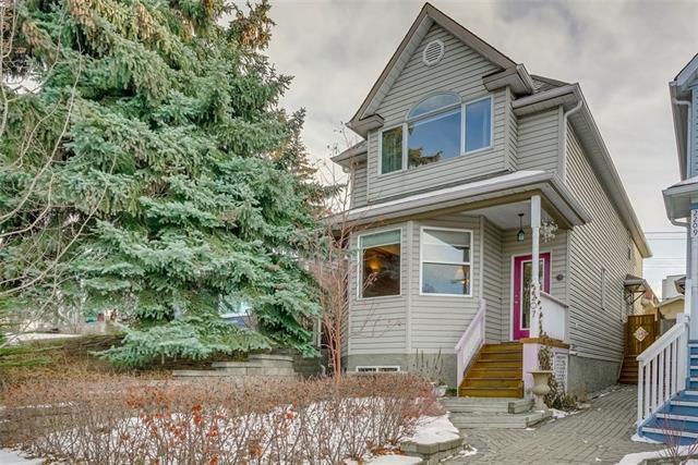 2207 27 Avenue SW, Calgary, AB T2T 1J1 (#C4215873) :: Tonkinson Real Estate Team