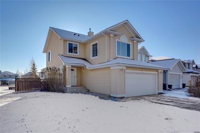 104 Tuscany Meadows Close NW, Calgary, AB T3L 2M9 (#C4215876) :: Your Calgary Real Estate