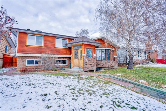 1323 56 Avenue NW, Calgary, AB T2K 5M2 (#C4215886) :: Redline Real Estate Group Inc