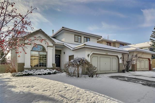 1403 Shawnee Drive SW, Calgary, AB T2Y 2V1 (#C4215906) :: Your Calgary Real Estate