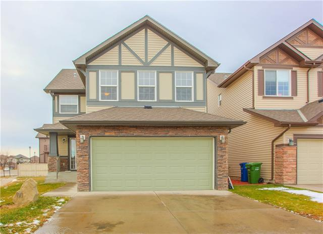 101 Baywater Way SW, Airdrie, AB T4B 0B2 (#C4215907) :: Your Calgary Real Estate