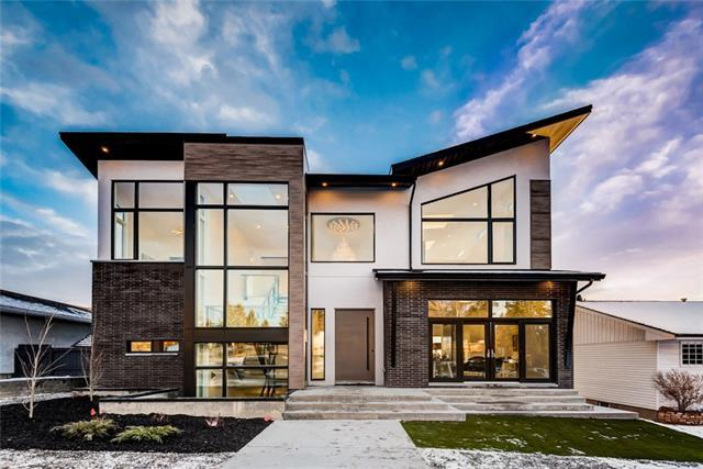67 Cromwell Avenue NW, Calgary, AB T2L 0M6 (#C4215920) :: The Cliff Stevenson Group