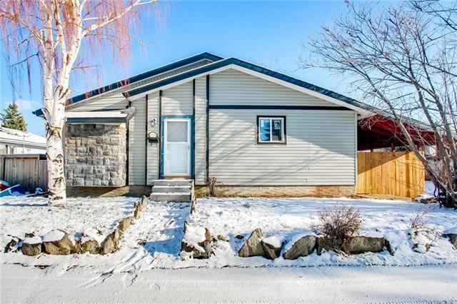 2304 Olympia Drive SE, Calgary, AB  (#C4215923) :: Calgary Homefinders