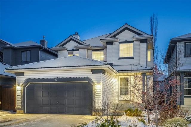 90 Mt Brewster Circle SE, Calgary, AB T2Z 2R7 (#C4215927) :: Tonkinson Real Estate Team